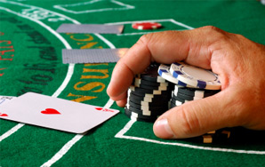 Blackjack tournament advice